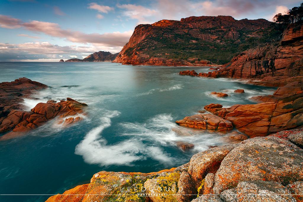Sleepy Bay Freycinet National Park, Tasmania, Australia